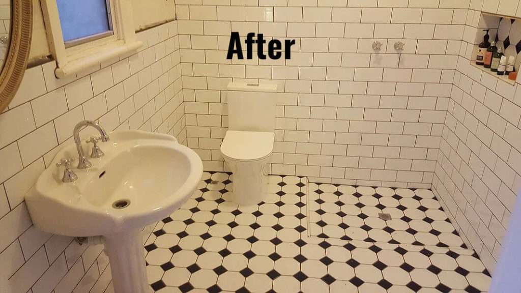 Bingham Plumbing & Gas - After Bathroom Renovation and Repair