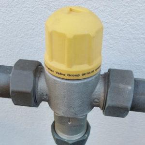 Bingham Plumbing & Gas - Hot Water Tempering Valves