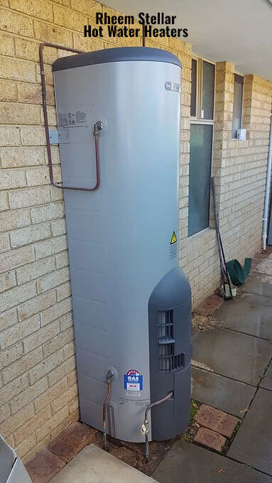 Bingham Plumbing & Gas - Rheem Stellar Hot Water Heaters