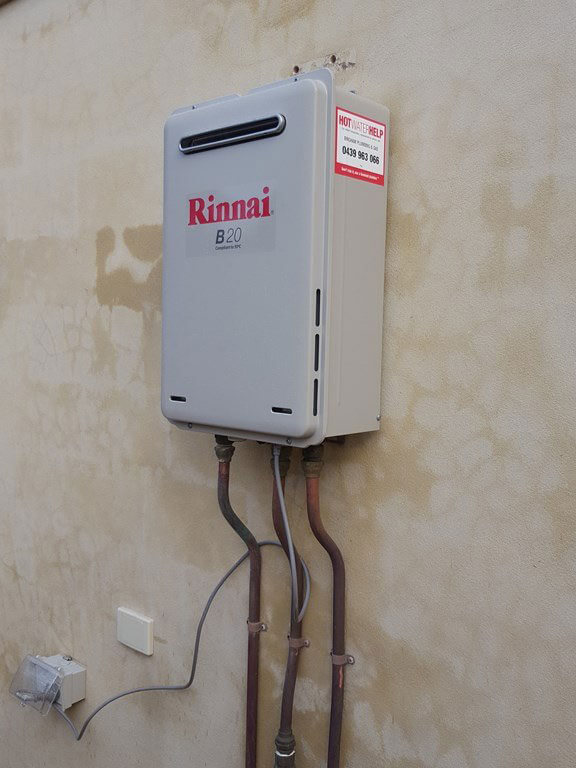 Bingham Plumbing & Gas - Rinnai Hot Water