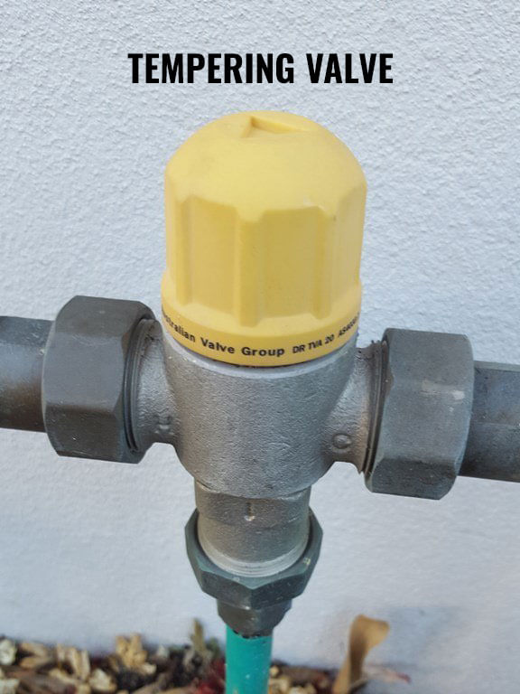 Bingham Plumbing & Gas - Tempering Valve Installation and Set-up