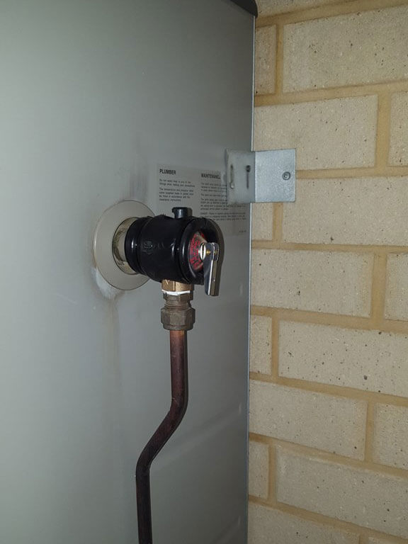 Bingham Plumbing & Gas - Water Heater Repair Control Valve